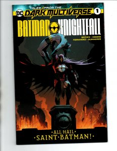 Tales from the Multiverse: Batman/Knightfall #1 - Saint Batman - 2019 - NM