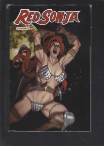 Red Sonja #24 Cover C