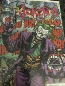 DC 23.1 The Joker #1 Mint Hot