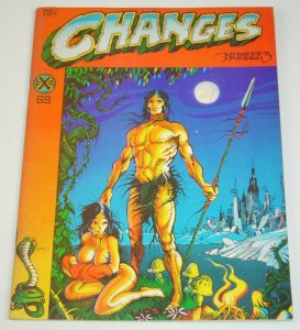 Changes #3 FN+ robert crumb - gilbert shelton - jaxon/spain - rick griffin 1969