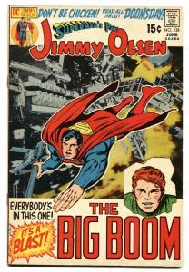 SUPERMAN'S PAL JIMMY OLSEN #138 1971 DC COMICS KIRBY VF/NM