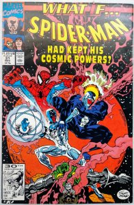 What If...? #31 (VF+)(1991)