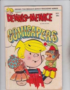 Dennis The Menace Bonus Magazine Series! Issue 97!