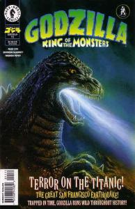 Godzilla (Dark Horse) #11 VF; Dark Horse | save on shipping - details inside