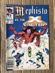 Mephisto Vs. ... #2 (1987)