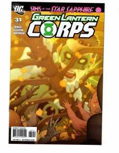 Green Lantern Corps #31 (VF/NM) Sins Of The Star-Sapphire! ID#SBX3