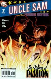 Uncle Sam and the Freedom Fighters (2007 series) #7, VF (Stock photo)