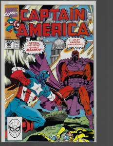Captain America #368 (Marvel, 1990) NM