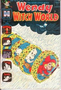 WENDY WITCH WORLD (1961-1974) 24 FINE May 1968 COMICS BOOK