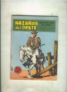 Hazañas del Oeste numero 151: El rancho felicidad (Lopez Espi)