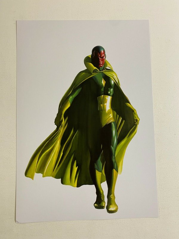 Avengers Marvel Comics posters by Alex Ross