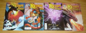Dragon Prince #1-4 VF/NM complete series - ron marz - image comics set B