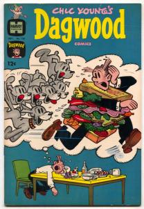 Dagwood #126 1962- Harvey comics- high grade VF