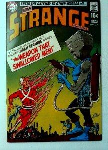 Strange Adventures #224 DC 1970 VF- Comic Book Bronze Age