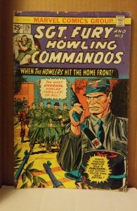 Sgt. Fury and His Howling Commandos #126 (1975)