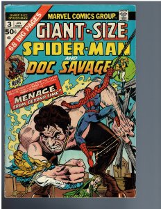 Giant-Size Spider-Man #3 (1975)
