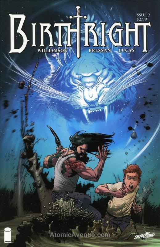 Birthright (Image) #9 VF/NM; Image | save on shipping - details inside