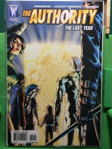 The Authority The Lost Year #12
