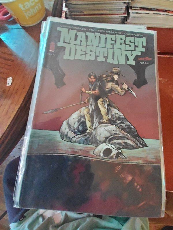 Manifest Destiny #8 (2014)