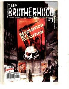 10 Comics Brotherhood 1 2 3 Rogue 1 Colossus 1 4 Nightcrawler 1 6 Mutopia 1+ MF9