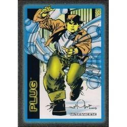 1993 Skybox Ultraverse: Series 1 PLUG #23