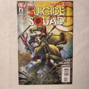 Suicide Squad 2 Very Fine- Cover by Ryan Benjamin