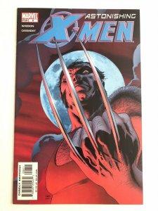 Astonishing X-Men 8 Whedon Cassaday NM