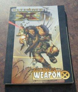 Ultimate X-Men Return To Weapon X V2 NM 1st Print 2002 Marvel Comics Superheroes