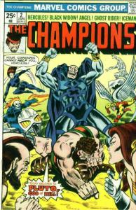 Champions, The (Marvel) #2 FN; Marvel | save on shipping - details inside