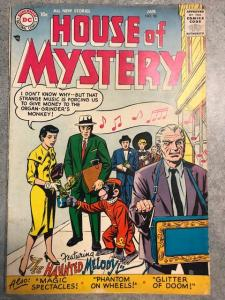 House of Mystery #58 VG/FN