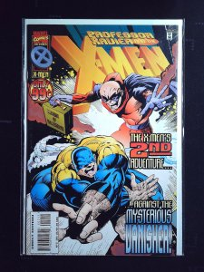 Professor Xavier and the X-Men #2 (1995)