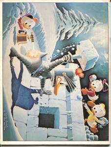 Graphic Gallery Art Sale Catalog #10 1977-Carl Barks-Alex Raymond-Frazetta-VG/FN