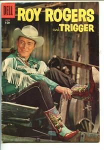 ROY ROGERS #99-1956- PHOTO COVER-KING OF THE COWBOYS--vg