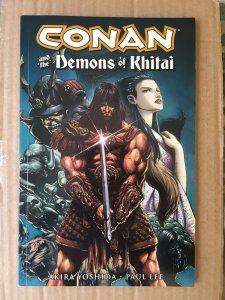 Conan and The Demons of Khitai