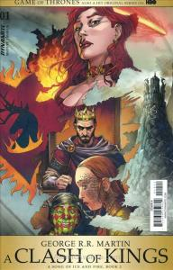 Clash of Kings, A (George R.R. Martin's…) #1A VF/NM; Dynamite | save on shipping