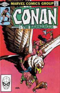 Conan the Barbarian #132 FN; Marvel | save on shipping - details inside