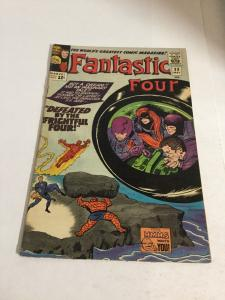 Fantastic Four 38 Vg+ Very Good+ 4.5 Marvel Comics Silver Age