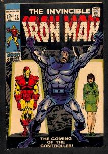 Iron Man #12 (1969)