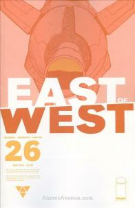 East of West #26 VF/NM; Image | save on shipping - details inside