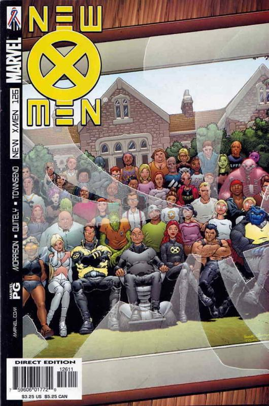 New X-Men, The #126 FN; Marvel | save on shipping - details inside