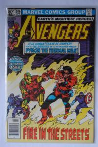 The Avengers, 206