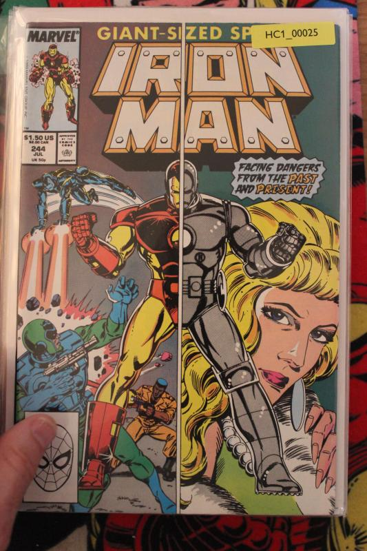 Iron Man 244  9-4-nm