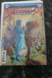 Action Comics #988 (DC, 2017) Condition: NM+ or Better Lenticular Cover