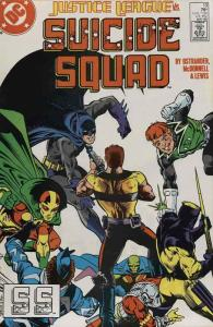 Suicide Squad #13 VF/NM; DC | save on shipping - details inside