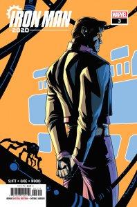 Iron Man 2020 #3 (Marvel, 2020) NM