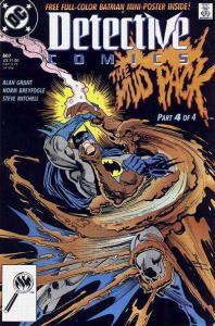 Detective Comics (1937 series) #607, VF+ (Stock photo)