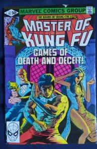 Master of Kung Fu #97 (1981)