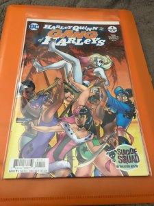 Harley Quinn And Her Gang of Harleys #4 (2016)