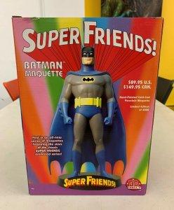 Super Friends! Batman Maquette by DC Comics Limited Edition