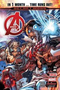 Avengers (2013 series) #44, NM (Stock photo)